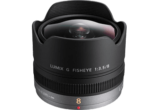 PANASONIC 8 mm F3.5 Fisheye Lens