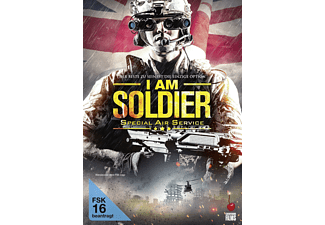 I Am Soldier [DVD]