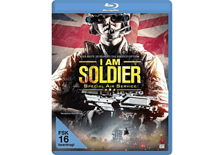 I Am Soldier [Blu-ray]