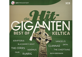 VARIOUS - Die Hit Giganten Best Of Keltica [CD]