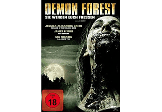 Demon Forest - (Blu-ray)