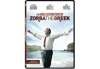 ZORBA THE GREEK S.E. DVD