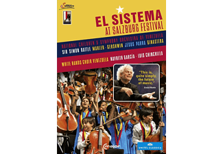 National Children's Symphony Orchestra of Venezuela, White Hands Choir of Venezuela - El Sistema At The Salzburg Festival [DVD]