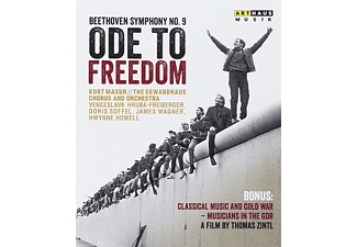 - ODE TO FREEDOM (SINFONIE 9) [Blu-ray]