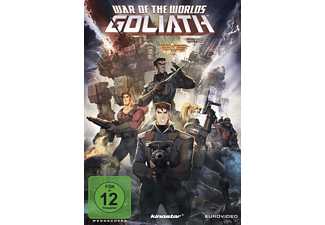 War of the Worlds: Goliath - (DVD)