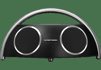 harman kardon haut parleur sans fil go play wireless noir hkgoplaywrlblk. Black Bedroom Furniture Sets. Home Design Ideas