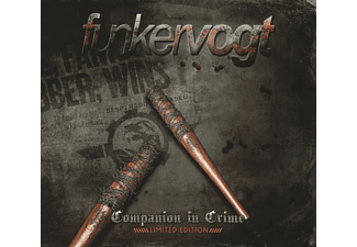 Funker Vogt - Companion In Crime (Deluxe Edition) [CD]