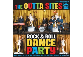 Outta Sites - Rock & Roll Dance Party - (Vinyl)