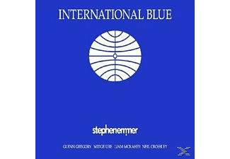 Stephen Emmer - International Blue - (Vinyl)