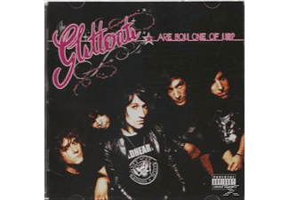 The Glitterati - Are You One Of Us [CD]