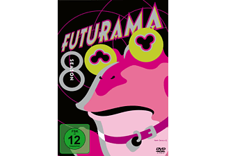 Futurama - Staffel 8 [DVD]