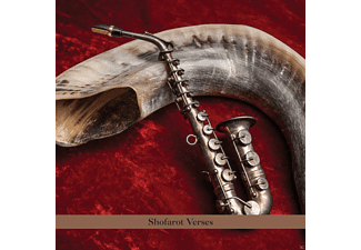 Paul Shapiro - Shofarot Verses - (CD)