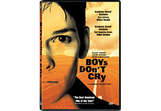 BOYS DON'T CRY DVD