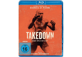 Takedown – The DNA of GSP - (Blu-ray)
