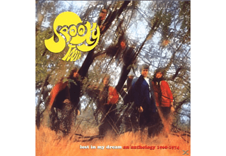 Spooky Tooth - Lost In My Dream-Anthology 1968-1974(Remastered) - (CD)