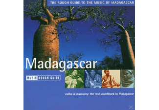 VARIOUS - Rough Guide: Madagascar - (CD)