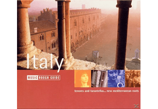 VARIOUS - Rough Guide: Italy - (CD)