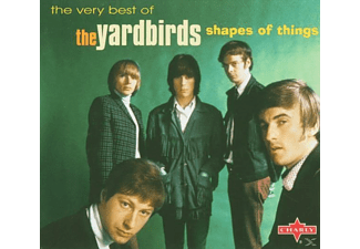 The Yardbirds - Best Of, The Very [CD]