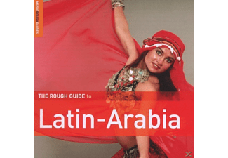 VARIOUS - Latin - Arabia - (CD)
