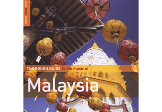 VARIOUS - Rough Guide: Malaysia - (CD)
