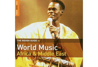 VARIOUS - Africa & Middle East - (CD)