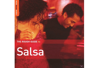VARIOUS - THE ROUGH GUIDE TO SALSA - (CD)