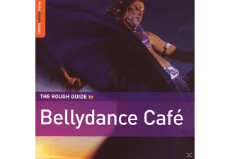 VARIOUS - Rough Guide To Bellydance Cafe - (CD)