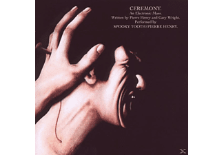Pierre Spooky Tooth/henry - Ceremony (Remastered) - (CD)