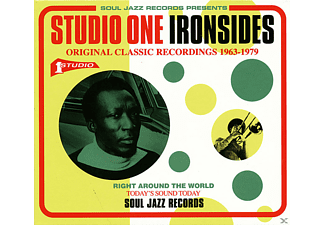 VARIOUS - Studio One Ironsides - (CD)
