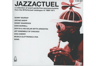 VARIOUS - JAZZ ACTUEL - (CD)