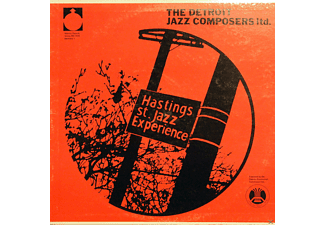Detroit Jazz Composers Ltd. - Hastings St.Jazz Experience - (CD)