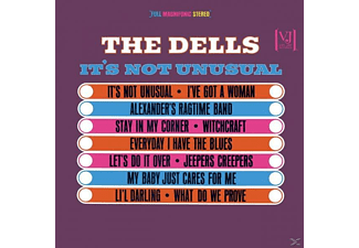 The Dells - It's Not Unusual - (Vinyl)