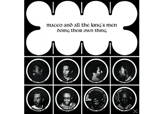 Maceo And All The King's Men - Doing Their Own Thing - (Vinyl)