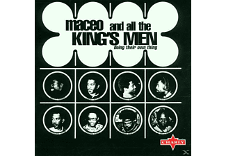 Maceo & All The King's Men - Doing Their Own Thing - (CD)