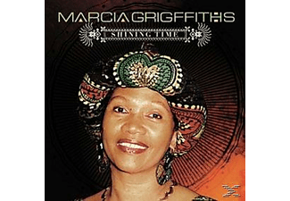 Marcia Griffiths - Shining Time - (CD)