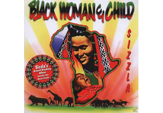 Sizzla - Black Woman & Child (17 Track Edition) - (CD)