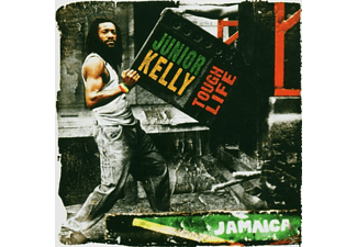 Junior Kelly - Tough Life - (CD)