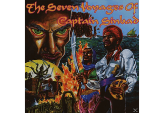 Captain Sinbad - The Seven Voyages Of - (CD)