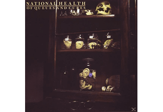National Health - Of Queues And Cures (Remastered) - (CD)