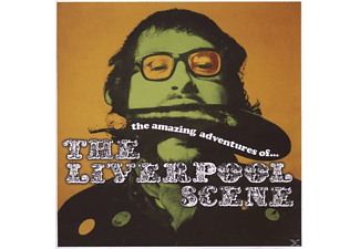 The Liverpool Scene - The Amazing Adventures Of..(Remastered) - (CD)