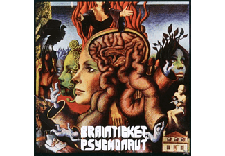 Brainticket - Psychonaut (Remastered) - (CD)