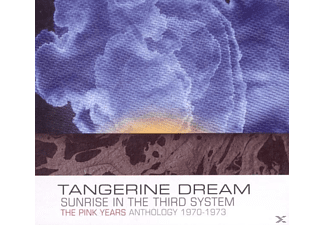 Tangerine Dream - Sunrise In The Third System-Anthology [CD]