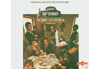 Bobby Womack - Across 110th Street - (CD)