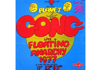 Gong - Floating Anarchy - (CD)