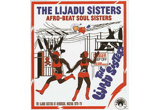 The Lijadu Sisters - Afro Beat Soul Sisters - (CD)