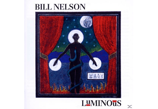 Bill Nelson - Luminous (Remastered) [CD]