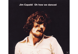 Jim Capaldi - Oh How We Danced (Expanded+Remastered) [CD]
