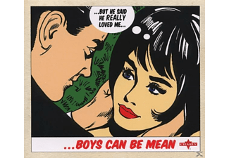 VARIOUS - Boys Can Be Mean - (CD)