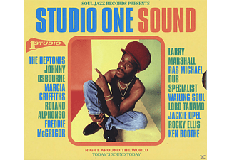 VARIOUS - Studio One Sound - (CD)