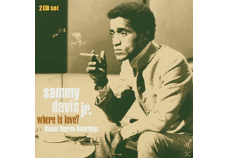 Sammy Davis Jr. - Where Is Love ? - (CD)